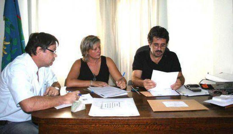 Más de 150 familias beneficiadas: El municipio licitó el tendido de la red cloacal para el barrio Banco Provincia