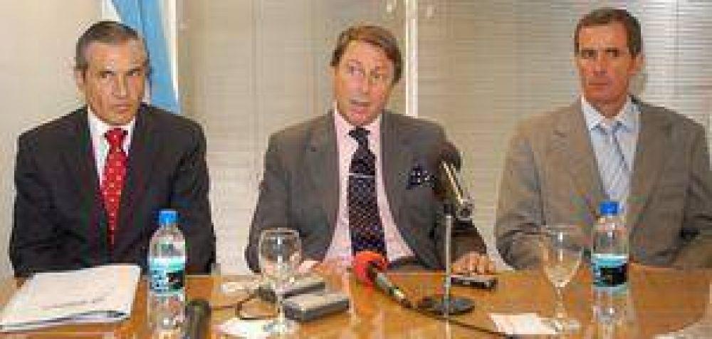 Casal anunció que ya fue habilitada la alcaidía en Junín
