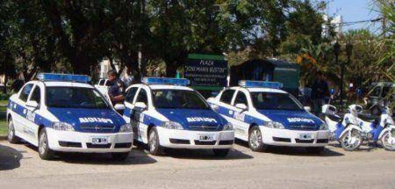 Nuevas unidades policiales para Ramallo