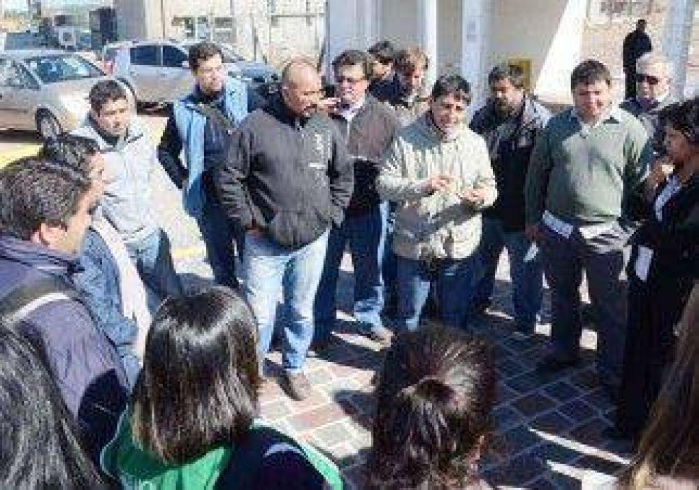 ATE denunció una persecución gremial por parte de ANEL hacia trabajadoras