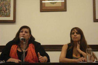 Diputados participaron de una jornada sobre adopción en San Fernando