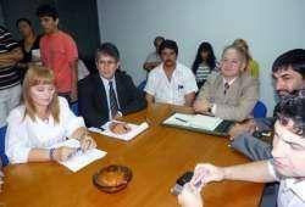 Continuarán con las reuniones de conciliación con los docentes