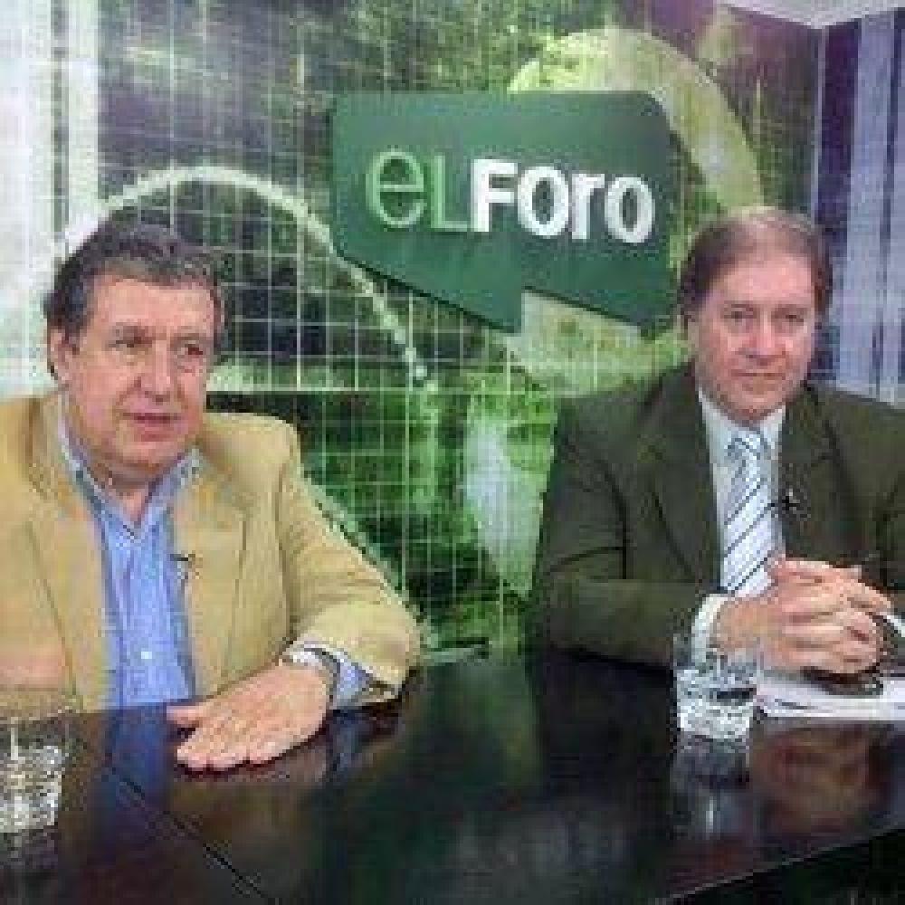 El diputado Ramón Puerta en solitario y fuera del PJ