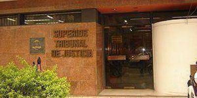 Juez subrogante es removido por el STJ