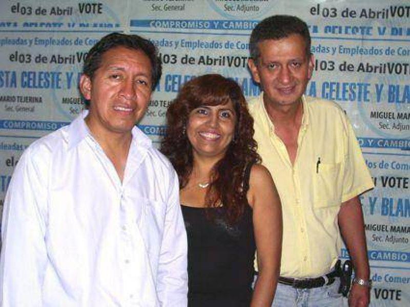 La lista �Celeste y Blanca� Conf�a en un �xito electoral.