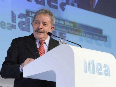 Lula llamó a hacer alianzas entre los empresarios argentinos y los brasileños