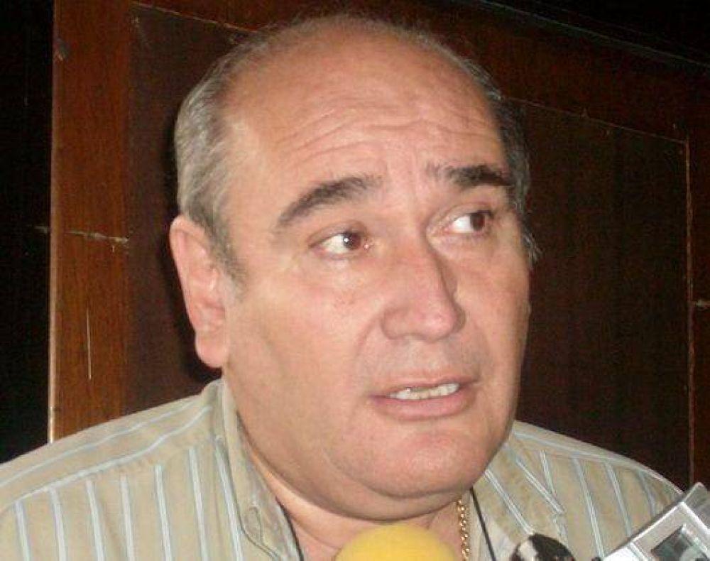 Rivarola es el nuevo presidente del bloque de diputados del PJ.