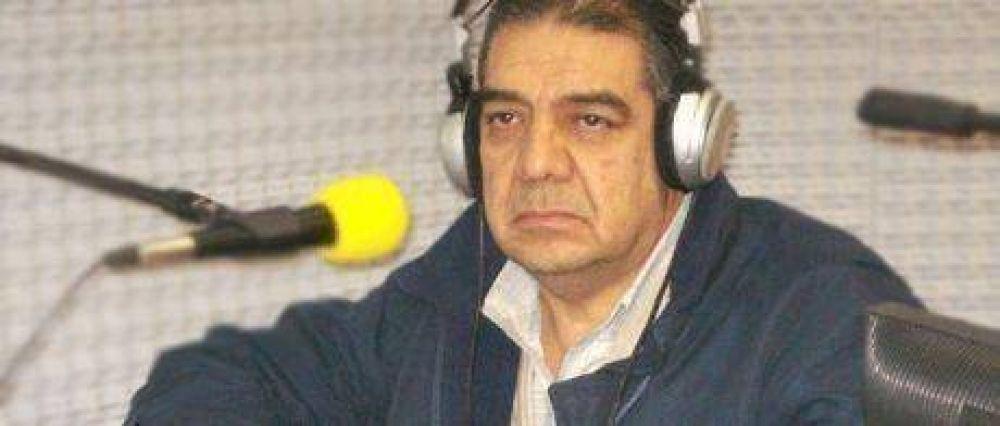 """""""Achín"""" De La Fuente anticipa una nueva CGT en La Rioja"""