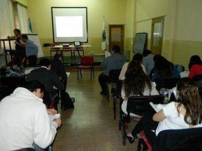 Capacitación en 'Liderazgo' del Programa Sumar/Plan Nacer