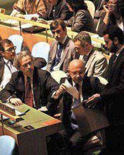 Un lugar en el Consejo de la ONU