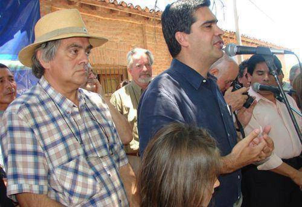 Otro funcionario acusa a Manolo Bordón.