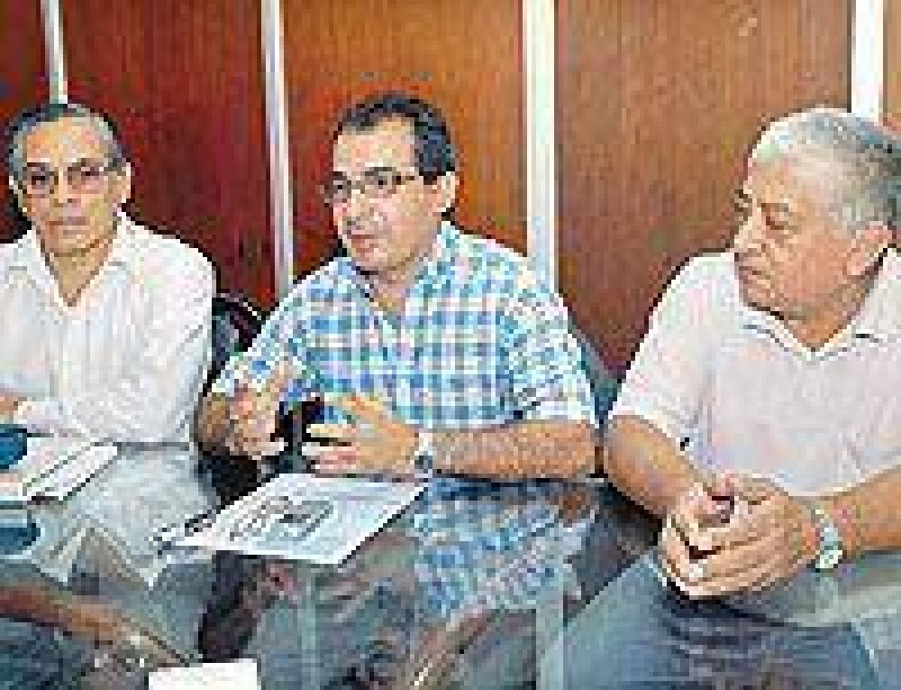 Lista Celeste participa en la elección de Atsa.