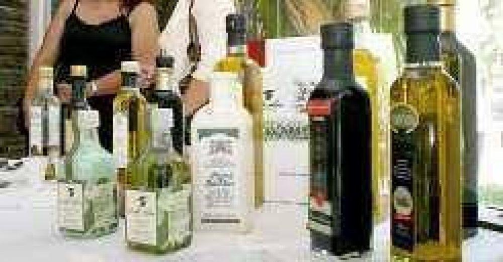 Promocionarán el aceite de oliva con tragos y postres