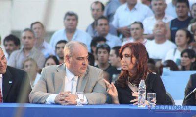 Ricardo evaluó el efecto político del acto K y aseguró que reclamó fondos a Cristina
