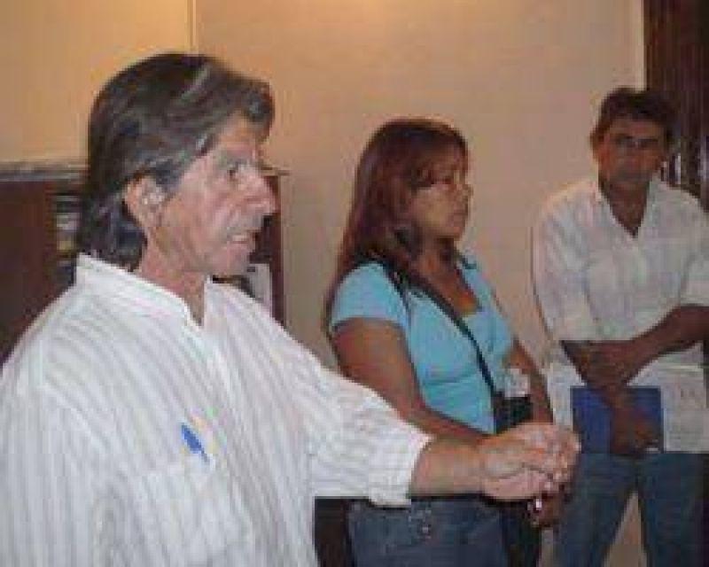 Tregua en el conflicto de los ladrilleros correntinos.