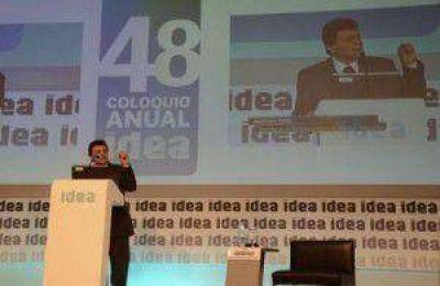 Destacan la cantidad de visitas al Coloquio de IDEA