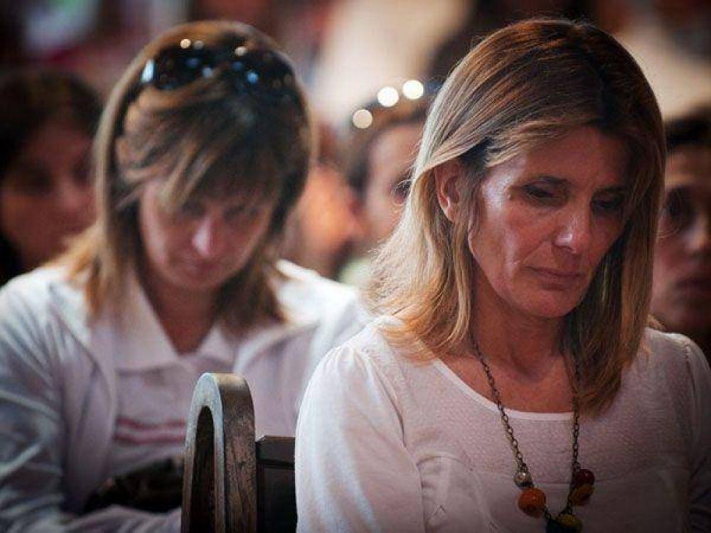 """""""Estamos presos del dolor eternamente"""", afirmó la madre de Matías Berardi"""