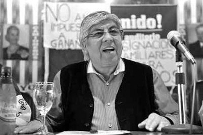 Moyano defiende su acercamiento a Macri y se aleja m�s de los K