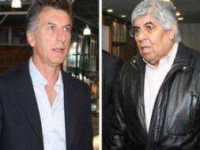Expectativa por el encuentro entre Moyano y Macri