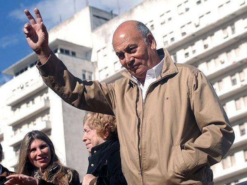 """Gerónimo Venegas: """"Moreno es un mentiroso"""""""