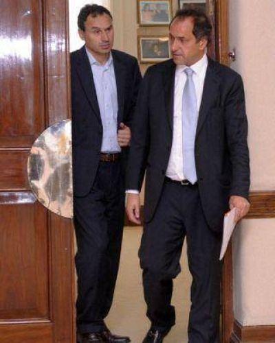 Scioli repite en el presupuesto las mismas obras que no hizo en La Plata