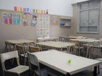 Comienza hoy en la Provincia un paro docente por lo que resta de esta semana