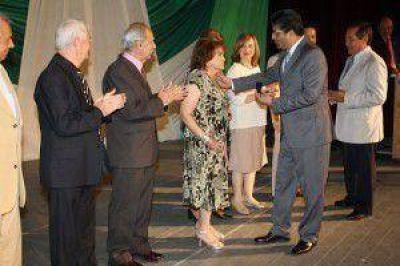 Autoridades y docentes destacaron logros de la UnaF en el marco de su 24º aniversario