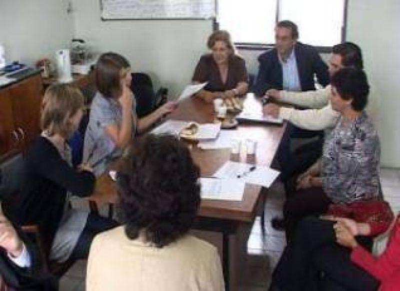 Referentes de Salud abordaron plan de acción para combatir el dengue.