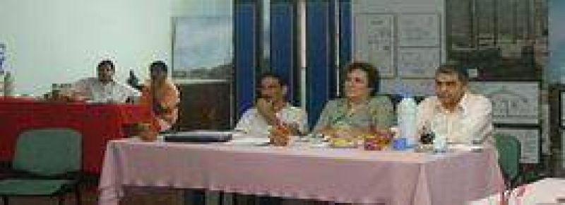 Directores de estadísticas y censos en encuentro en Jujuy.