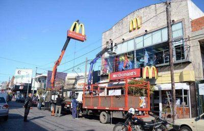 Convenio para incentivar a los centros comerciales a cielo abierto