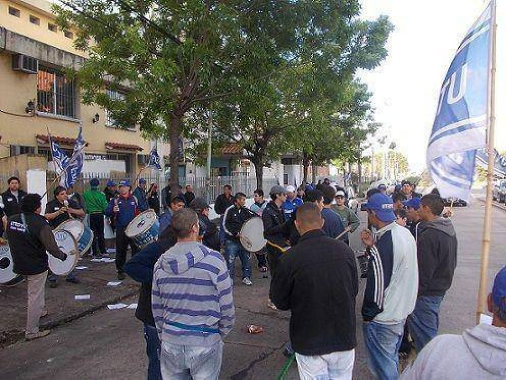 Conflicto en el club Banco Nación