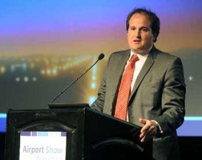 2do Congreso de Aeropuertos: Baladr�n asegur� avances en la optimizaci�n del sistema aeroportuario