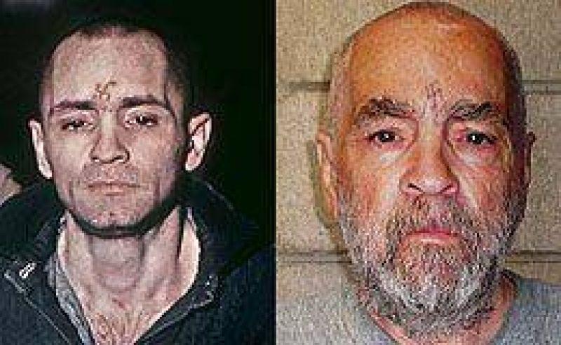 Charles Manson, casi 40 años después