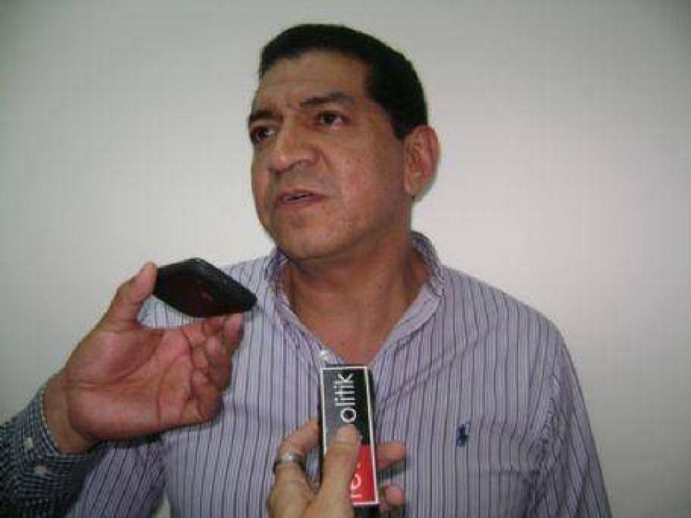 """Ramón Garaza: """"Todos los que estamos dentro del proyecto entendemos que la base fundamental es el trabajo"""""""
