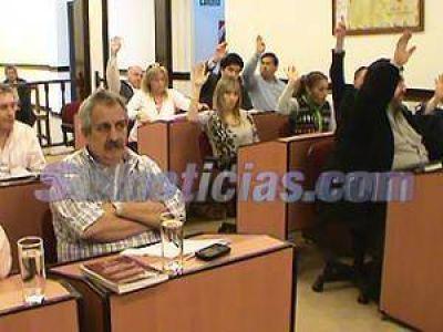 Debate por excepciones al Código de Edificación en el HCD de San Fernando