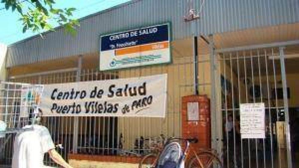 UPCP confirmó que seguirá el paro en el centro de Salud de Puerto Vilelas
