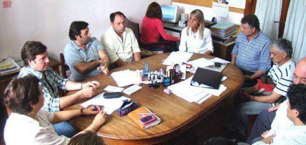 POR FALTA DE PAGO / CORTARON EL SERVICIO ALIMENTARIO EN 25 DE MAYO Y GENERAL ALVEAR