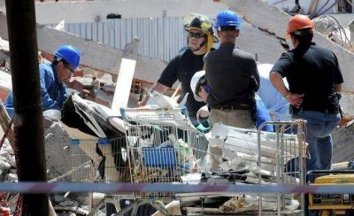 Forman una unidad de fiscales para investigar el derrumbe del supermercado en Neuquén