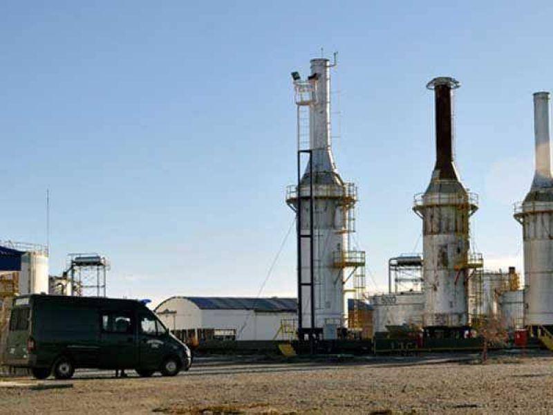 """Petroleros inician desde hoy un paro nacional """"por tiempo indeterminado"""""""