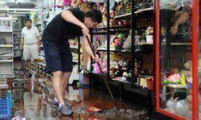 Comerciantes afectados denuncian falta de respuesta del gobierno porteño