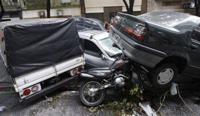 El drama que se repite: un temporal dejó dos muertos y graves daños