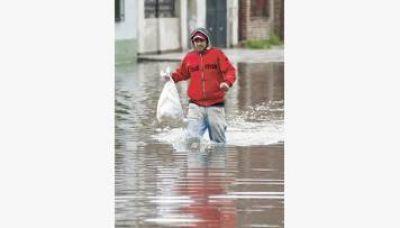 Tras el temporal, la Ciudad volvió a reclamar avales para créditos a la Rosada