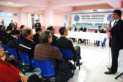 Quedó inaugurada la oficina genIA de Tierra del Fuego