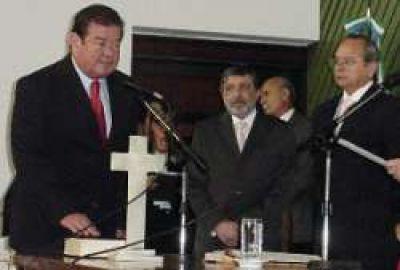 Los ministros del STJ cuestionados responden a los legisladores