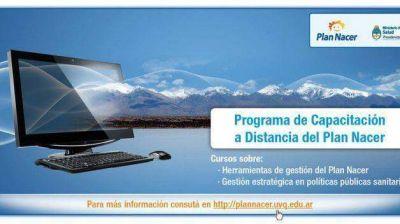 Más de 350 inscriptos en programa de capacitación a distancia del Plan Nacer en Chubut