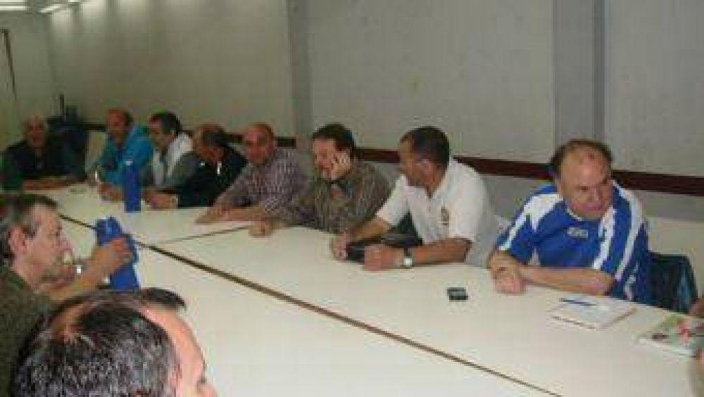 Municipales en la CGT de Caló