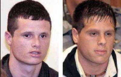 Condena de 19 y 17 a�os de c�rcel a los hermanos Mat�as y Jonatan Casado