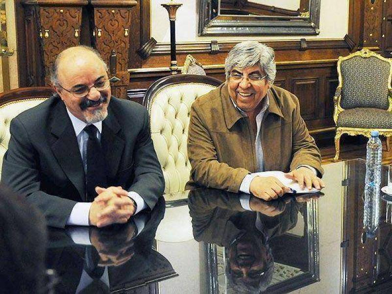 El Ministerio de Trabajo anul� las elecciones en la CGT de Hugo Moyano