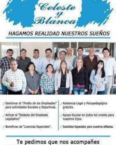 Javier Cejas gan� la elecci�n en el SELEG