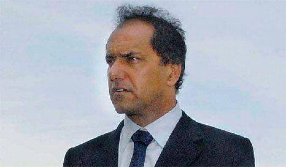 Contra la inseguridad, Scioli saca a la Gendarmería y a la Prefectura